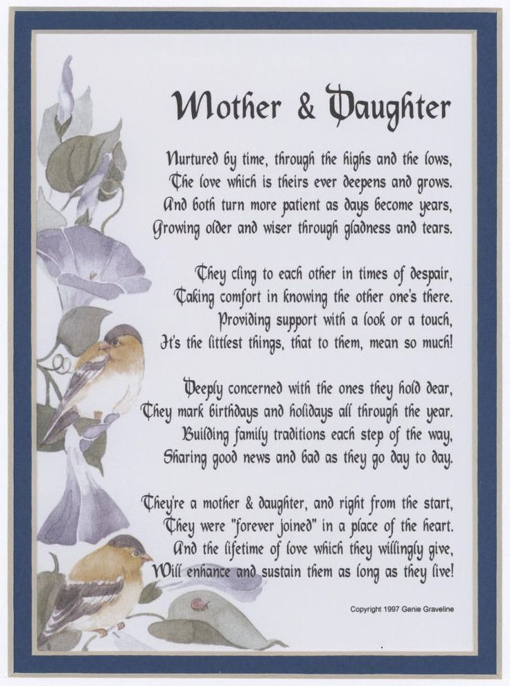 Daughter Quotes From Mother  Best 25 Mother poems from daughter ideas on Pinterest