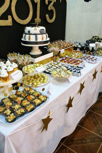 Dessert Table Ideas For Graduation Party  Graduation End of School Party Ideas