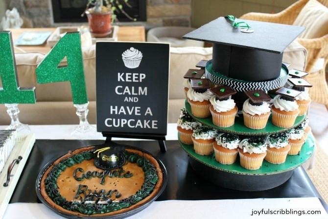 Dessert Table Ideas For Graduation Party  Graduation Party Tips What Nobody Tells You JOYFUL