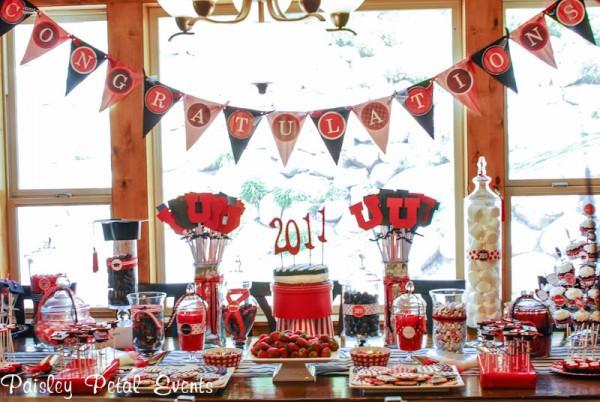 Dessert Table Ideas For Graduation Party  50 Ideas for Graduation The Cottage Market