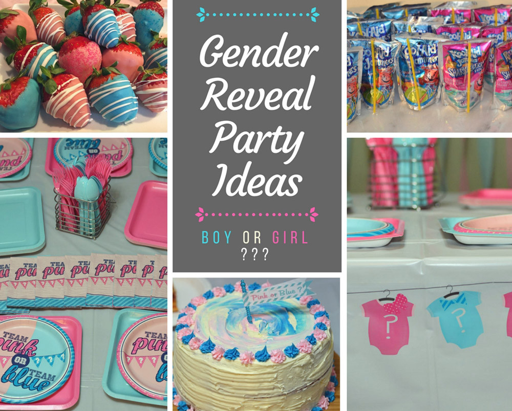 Different Gender Reveal Party Ideas  Gender Reveal Party Ideas Gender reveal cake pink