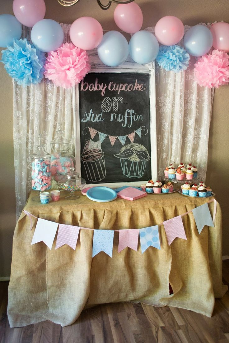 Different Gender Reveal Party Ideas  Best 25 Gender reveal decorations ideas on Pinterest