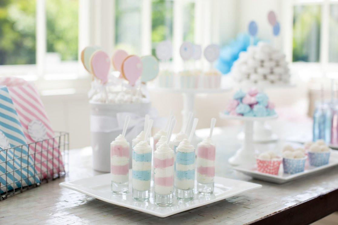 Different Gender Reveal Party Ideas  Gender Reveal Party for Pottery Barn Kids