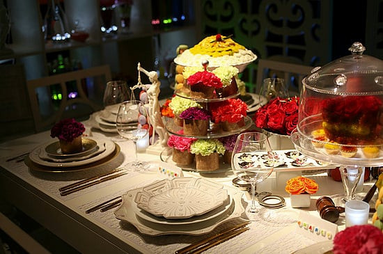 Dinner Party Decorating Ideas  Tablescapes and Dinner Party Decorating Ideas