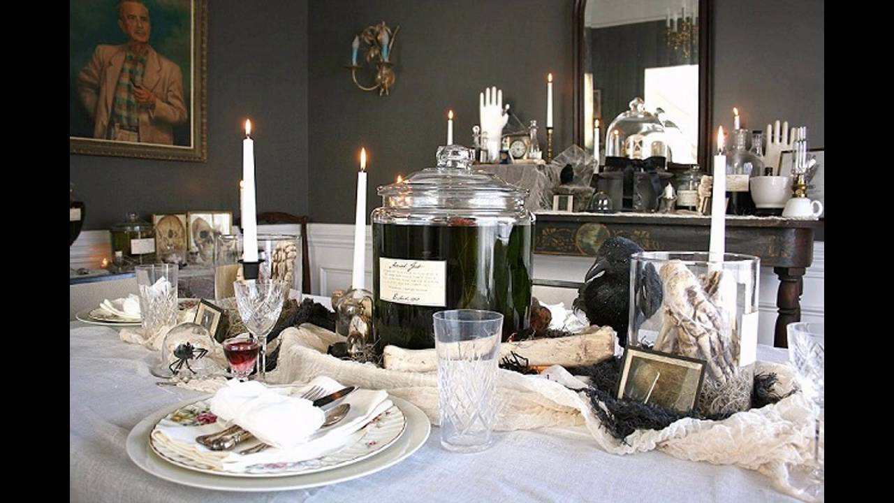 Dinner Party Decorating Ideas  Dinner party themed decorating ideas