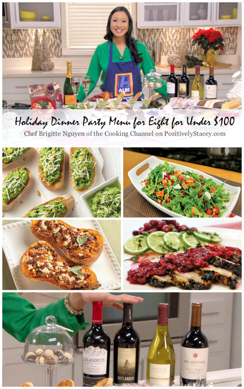 Dinner Party For 8 Menu Ideas  Holiday Dinner Party Menu for Eight for Under $100