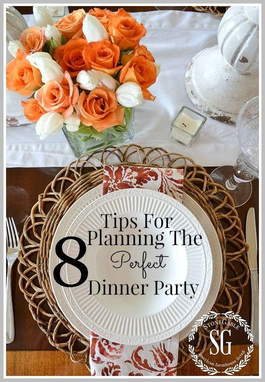 Dinner Party For 8 Menu Ideas  91 best Stone Gable Menus images on Pinterest