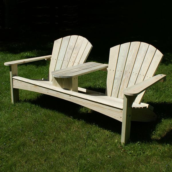 DIY Adirondack Chairs Plans  18 How to Build an Adirondack Chair Plans & Ideas Easy