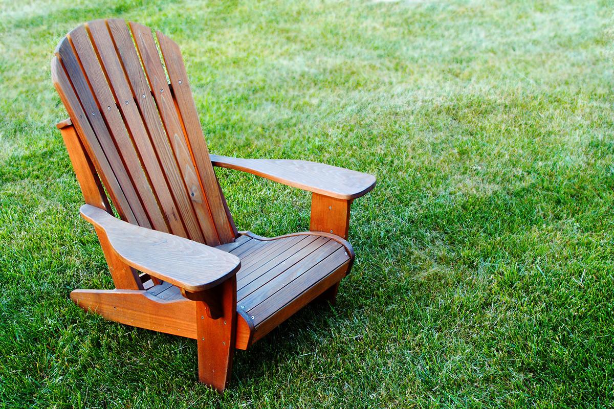 DIY Adirondack Chairs Plans  Build an Adirondack Chair with plans DIY