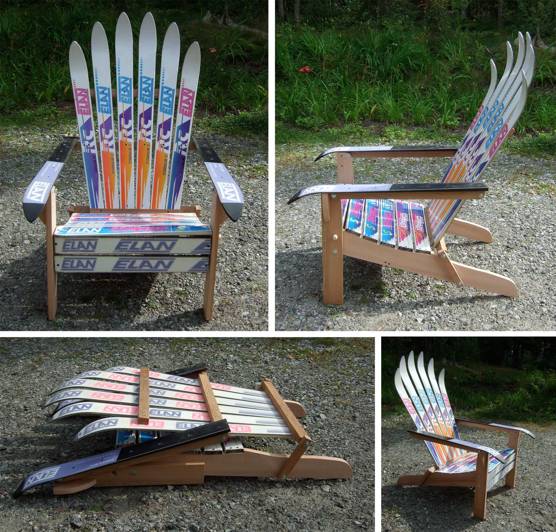 DIY Adirondack Chairs Plans  PDF How to make a water ski adirondack chair Plans DIY