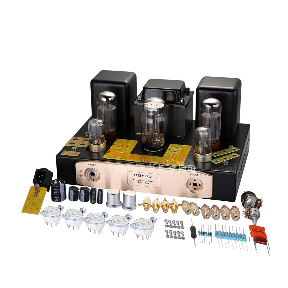 DIY Audio Amplifier Kits  HiFi EL34 Tube and Stereo Class A Amplifier DIY Kit