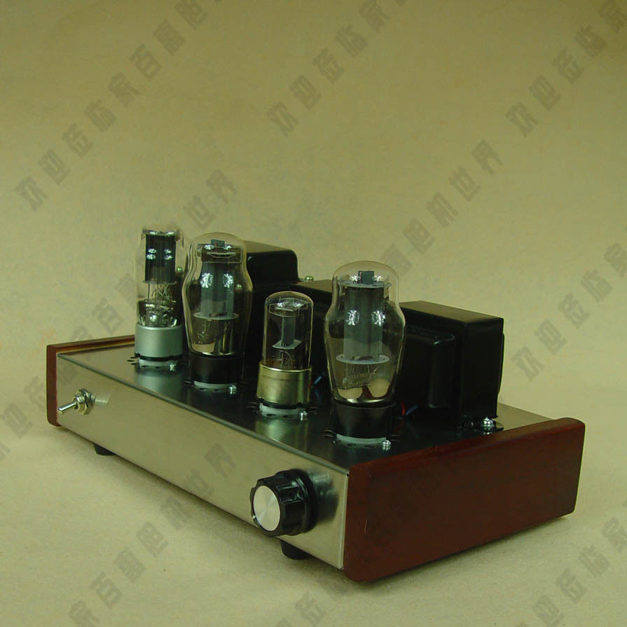 DIY Audio Amplifier Kits  DIY kit classic Tube and Class A 6P3P 6N9P Valve finished