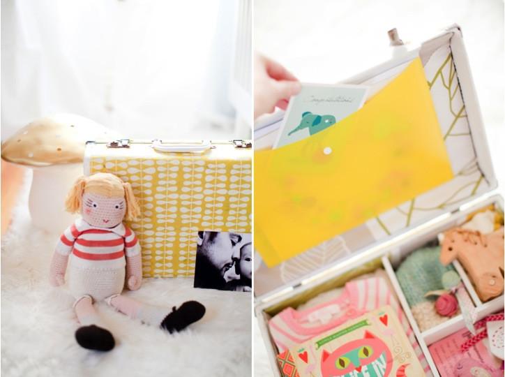 DIY Baby Box  DIY keepsake memory box in Handmade for Baby