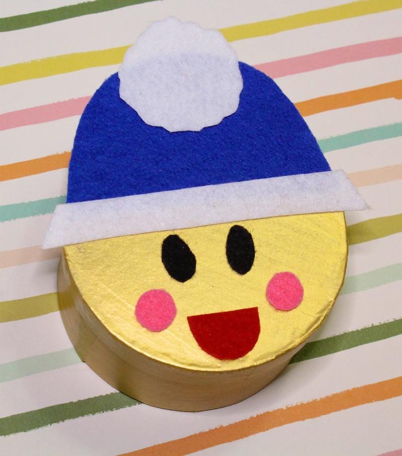 DIY Baby Box  Easy DIY Baby Keepsake Box & Pampers Giveaway