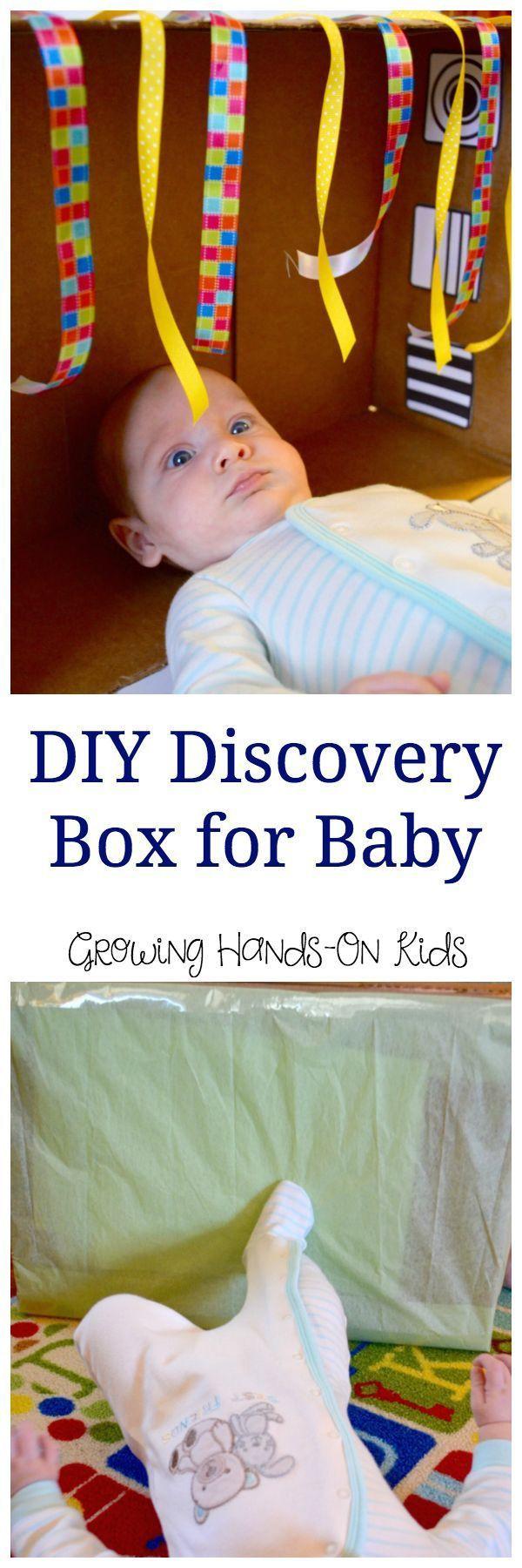 DIY Baby Box  DIY Discovery Box for Baby