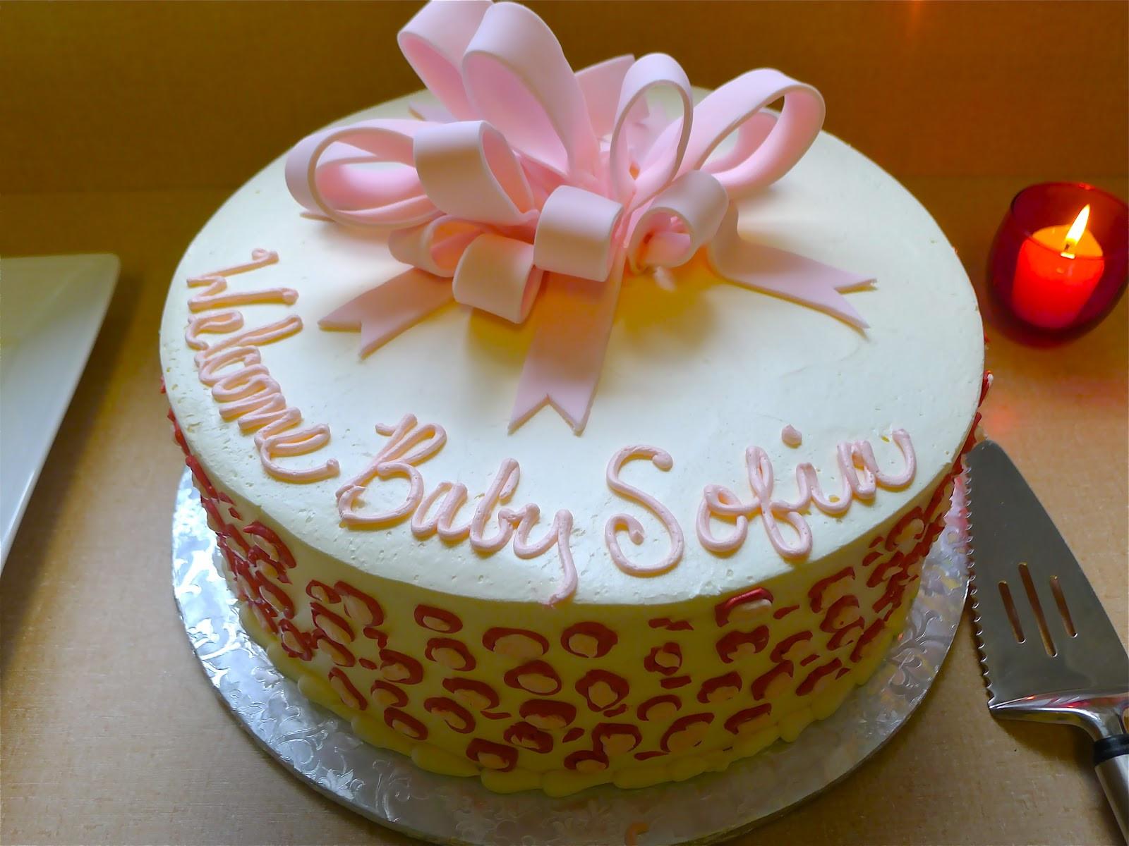 DIY Baby Shower Cakes  Fashionably Festive Pink Baby Shower DIY Towel Cake