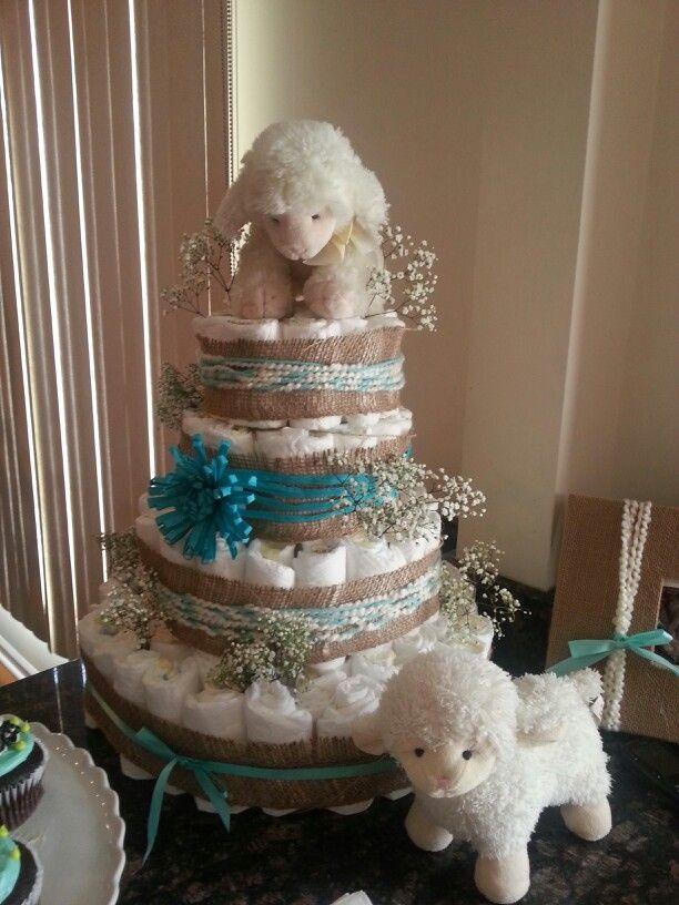 DIY Baby Shower Cakes  e7e f8a8ea992b1 612×816 26