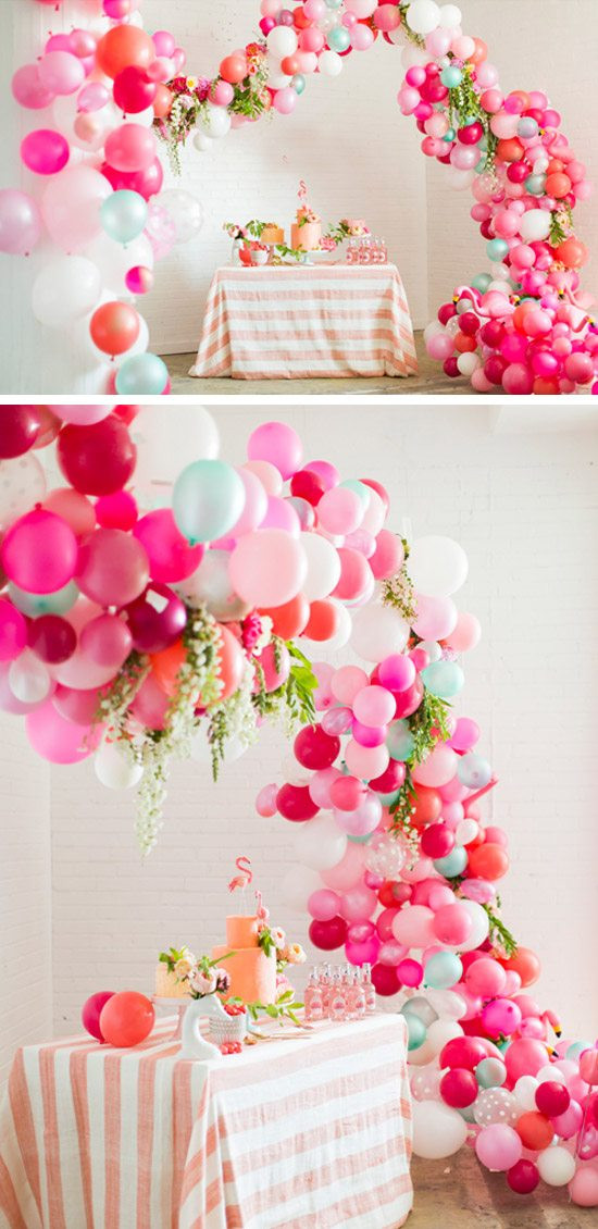DIY Baby Shower Decorations For Girl  35 DIY Baby Shower Ideas for Girls