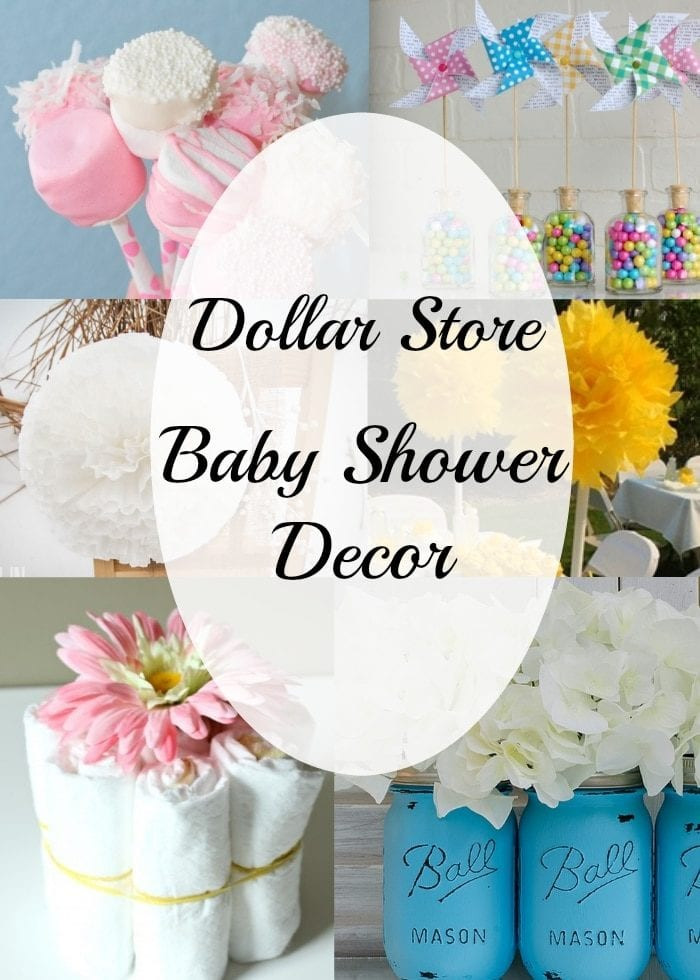 DIY Baby Shower Decorations For Girls  DIY Baby Shower Decorating Ideas · The Typical Mom