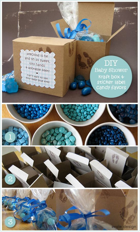 DIY Baby Shower Favors Ideas  Chocolate Covered Spoons