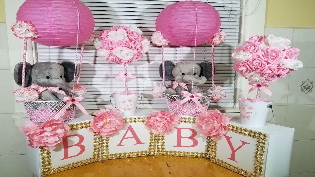 DIY Baby Shower Ideas For Girl  Baby Shower Ideas For Girls