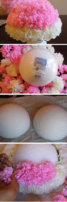 DIY Baby Shower Ideas For Girl  Best 25 Baby shower centerpieces ideas on Pinterest