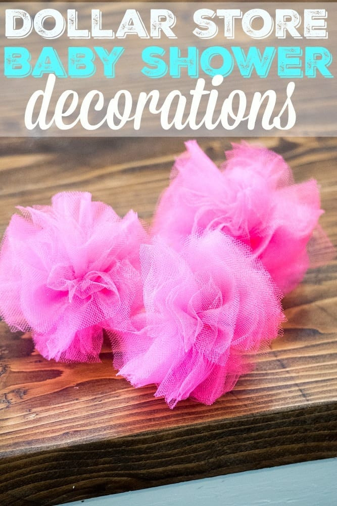 DIY Baby Shower Ideas For Girl  DIY Baby Shower Decorating Ideas · The Typical Mom