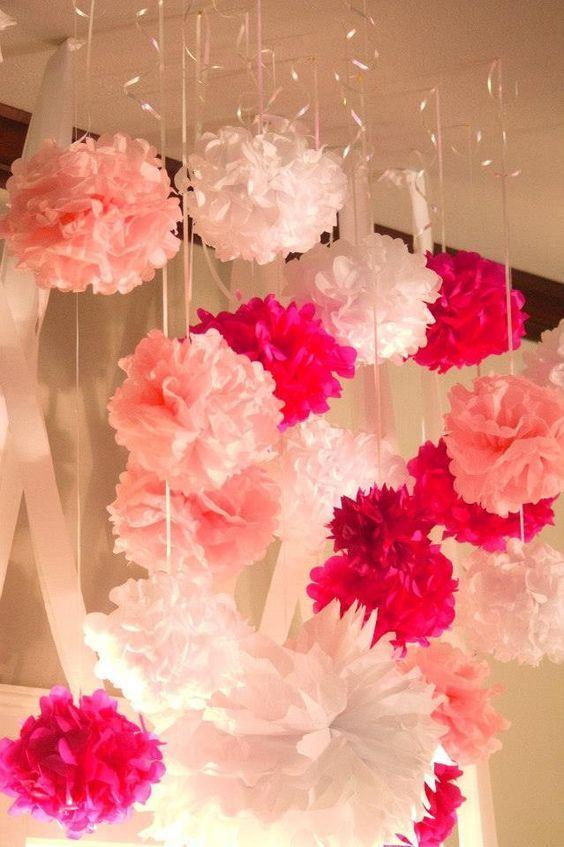 DIY Baby Shower Ideas For Girl  38 Adorable Girl Baby Shower Decor Ideas You'll Like