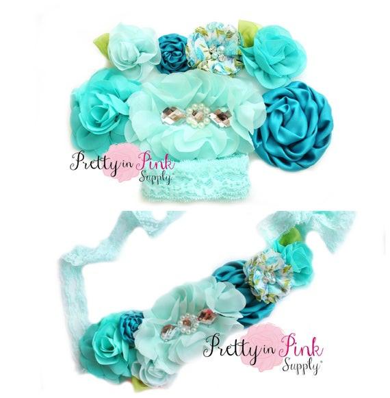 DIY Baby Shower Sash  DIY Maternity Sash KIT Maternity Sash Gender Reveal Kit