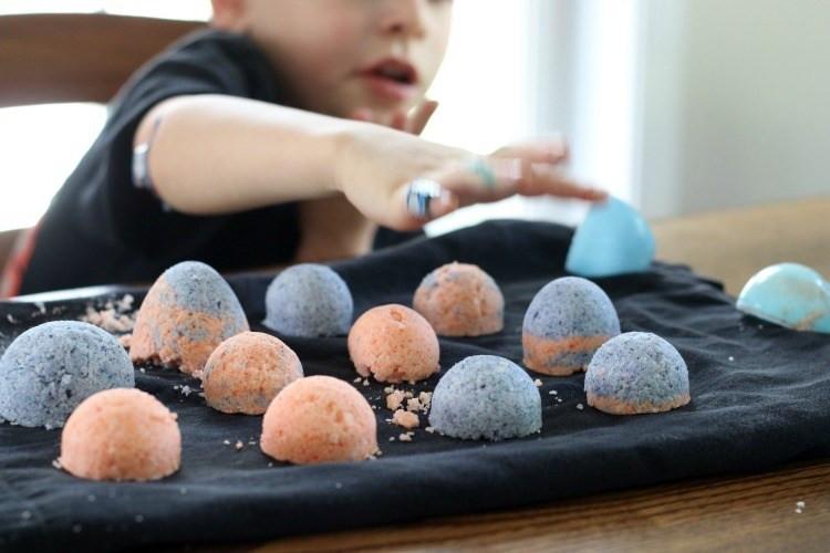 DIY Bath Bombs For Kids  How To Make Homemade Bath Bombs With Kids