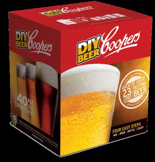 DIY Beer Kit  Coopers DIY Beer Kit DBK676 Reviews ProductReview