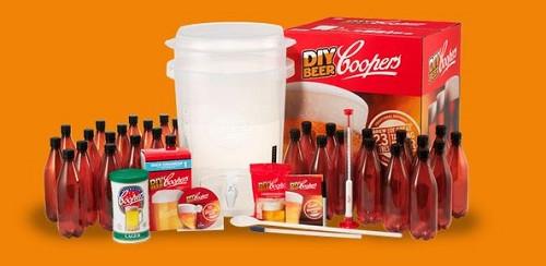 DIY Beer Kit  Coopers DIY Beer Kit