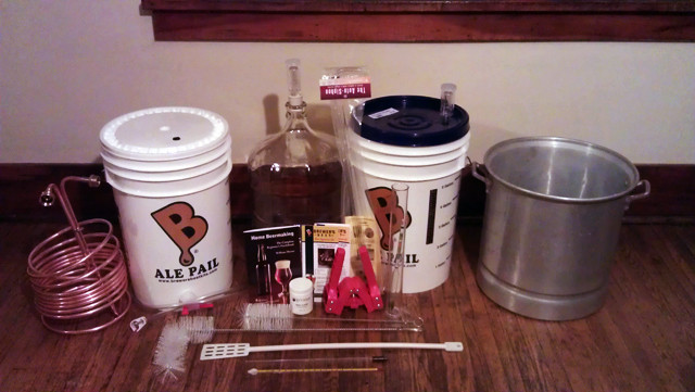DIY Beer Kit  DIY Mash Tun parts list to build a 10 gallon cooler MLT