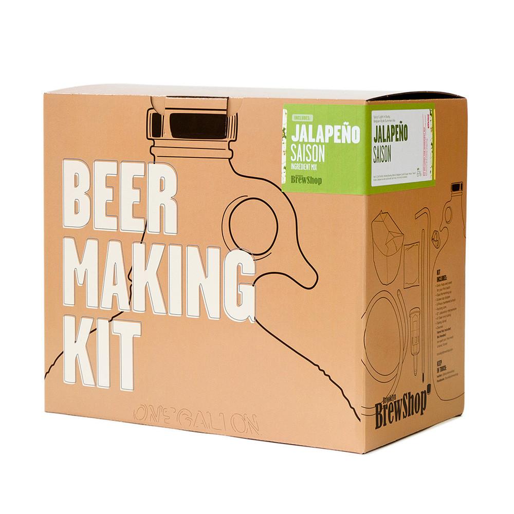 DIY Beer Kit  DIY Beer Making Kits The Green Head