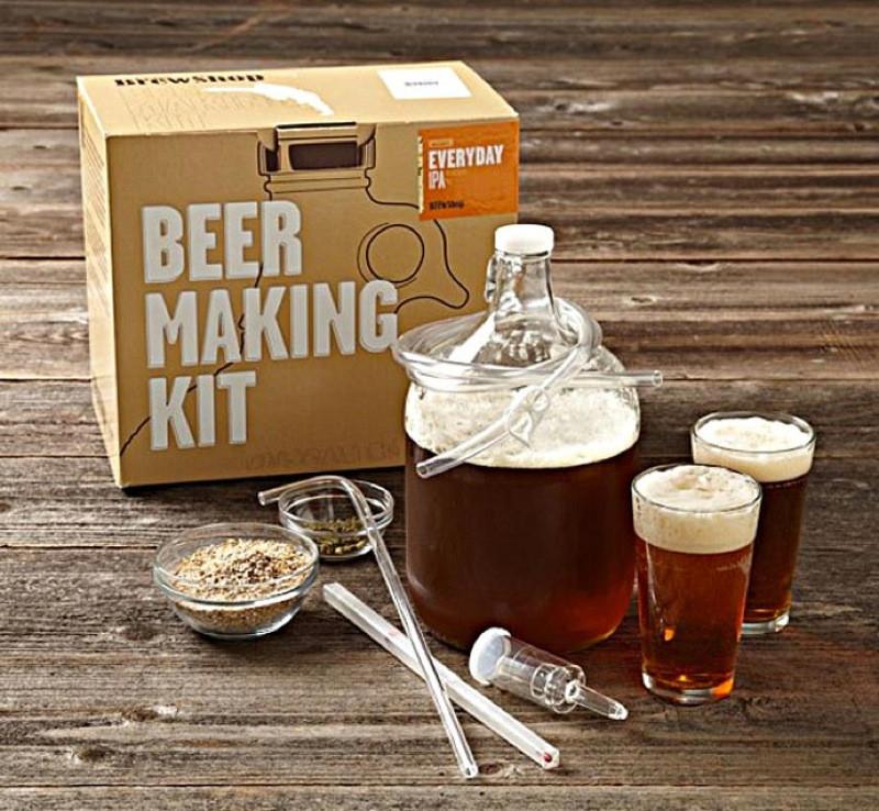 DIY Beer Kit  If you make oatmeal you can make beer DIY BEER MAKING
