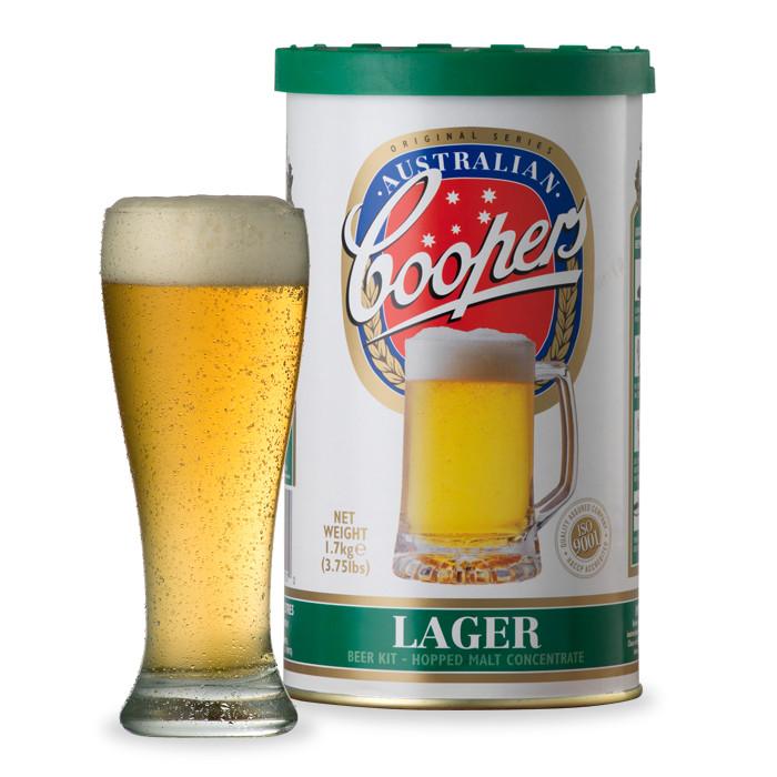 DIY Beer Kit  Amazon Coopers DIY Home Brewing 6 Gallon Craft Beer