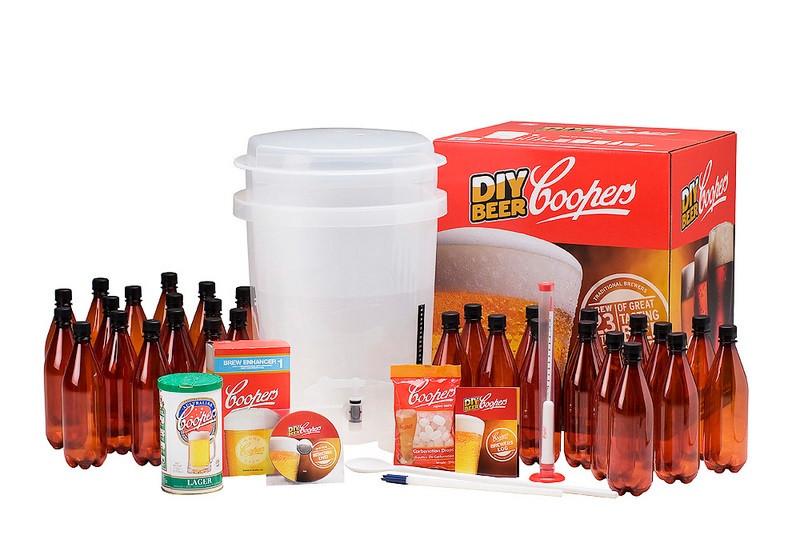 DIY Beer Kit  Choose HomeBrewWest for the best homebrew beer kits in