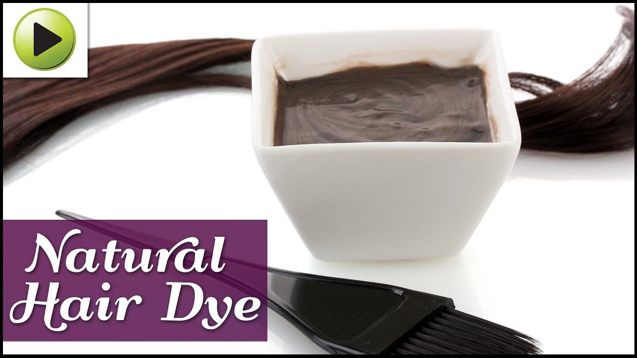 DIY Black Hair Dye  DIY Hair Dye