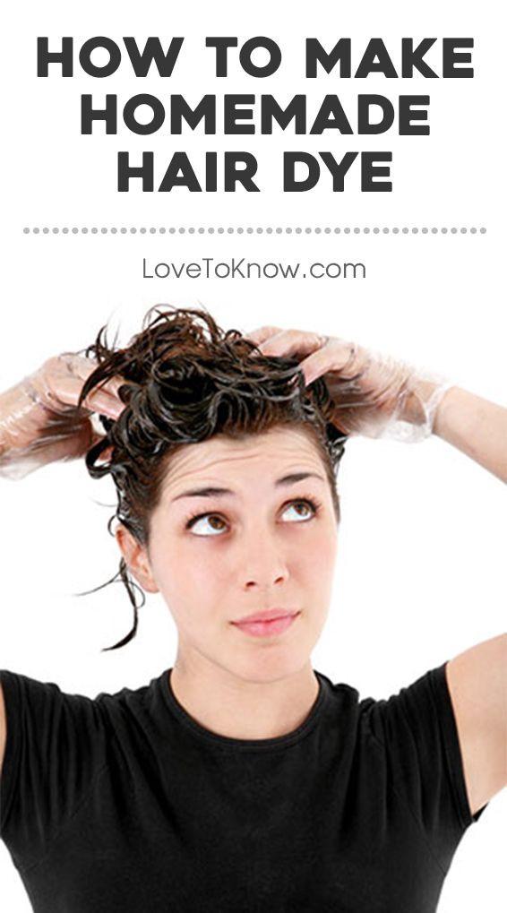 DIY Black Hair Dye  17 Best ideas about Homemade Hair Dyes on Pinterest
