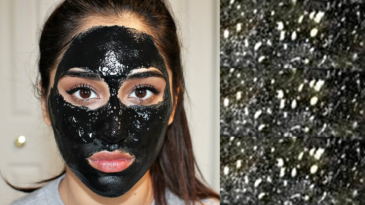 DIY Blackhead Mask  DIY Blackhead Remover Peel f Mask