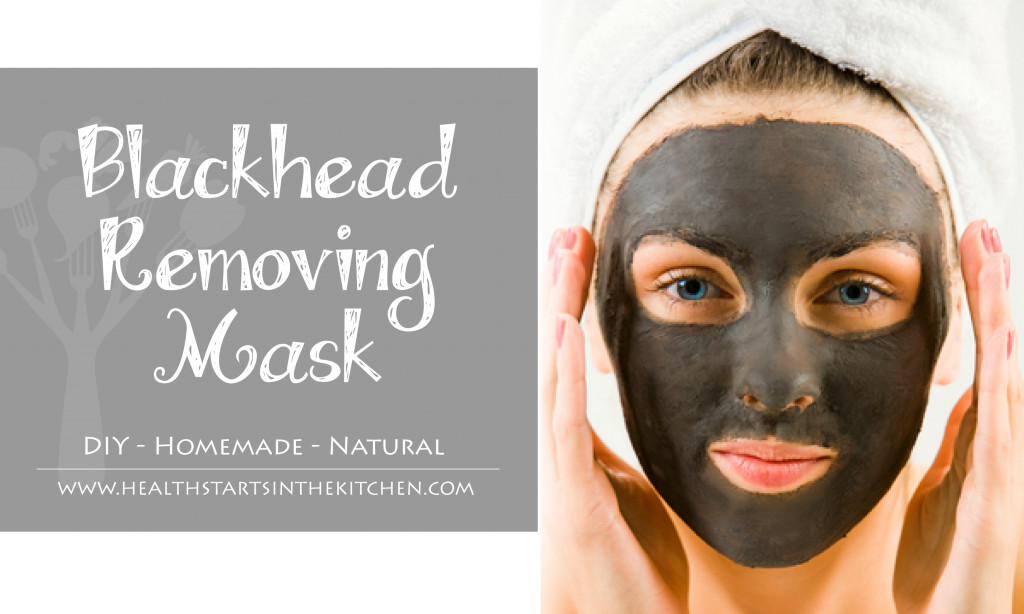 DIY Blackhead Mask  DIY Homemade Blackhead Removing Mask Health Starts in