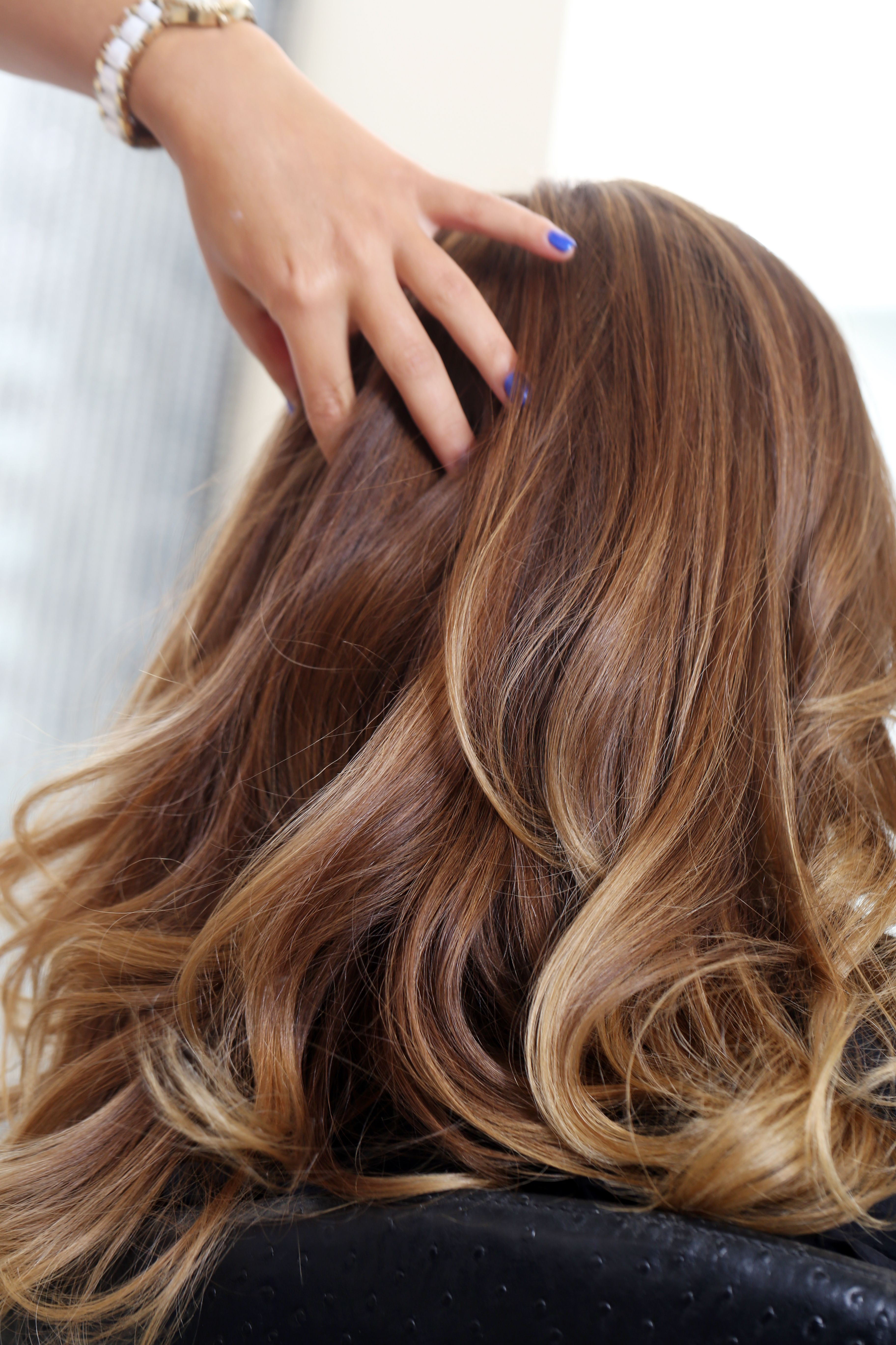 """DIY Brown Hair Dye  New DIY Hair Color You Should Try """"I was going to the"""