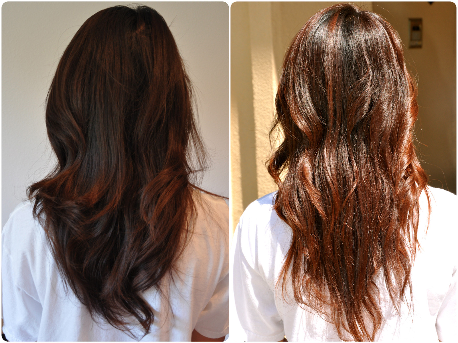 DIY Brown Hair Dye  grace tiffany diy at home hair dye