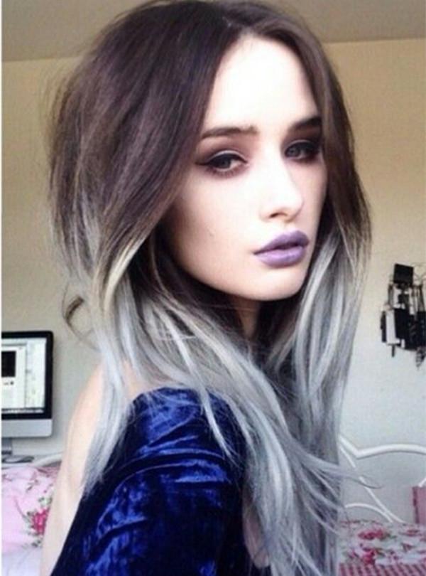 DIY Brown Hair Dye  Black To Blue Ombre Hair Color Archives Vpfashion Vpfashion