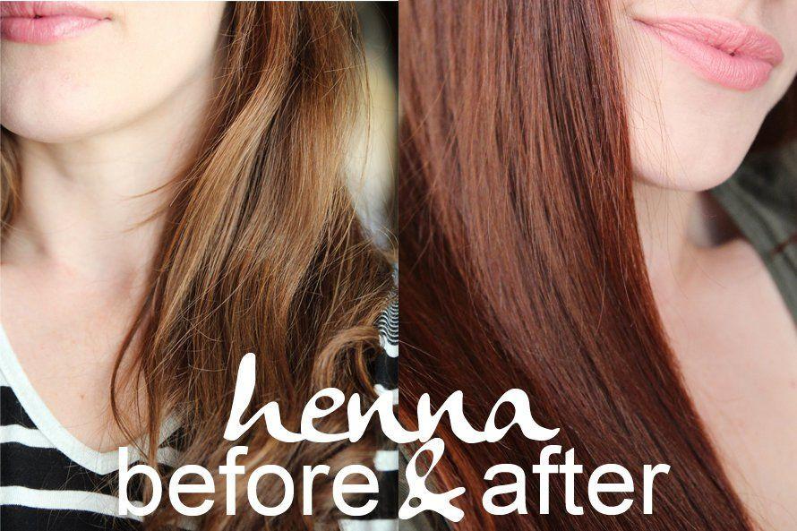 DIY Brown Hair Dye  Henna Hair Dye Tutorial DIY for Medium Brown Hair