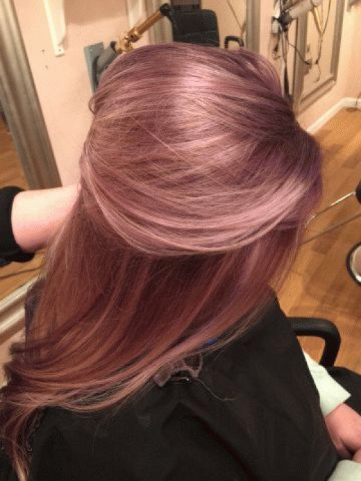 DIY Brown Hair Dye  DIY Hair 10 Red Hair Color Ideas