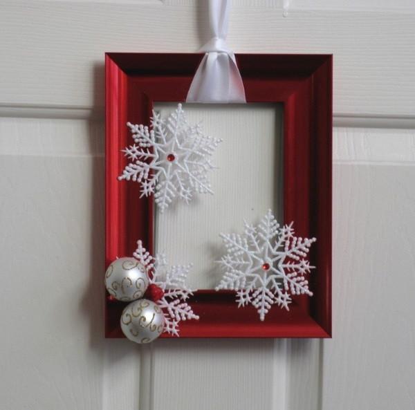DIY Christmas Door Decoration  Best Christmas DIY Door Decorations Pink Lover