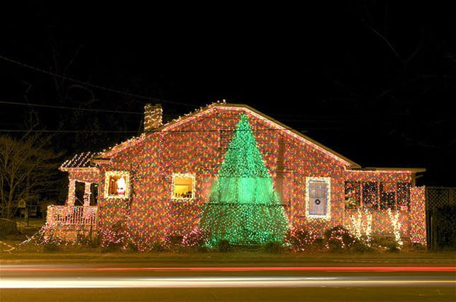DIY Christmas Light Show  Crazy Christmas Lights 15 Extremely Over the Top Outdoor