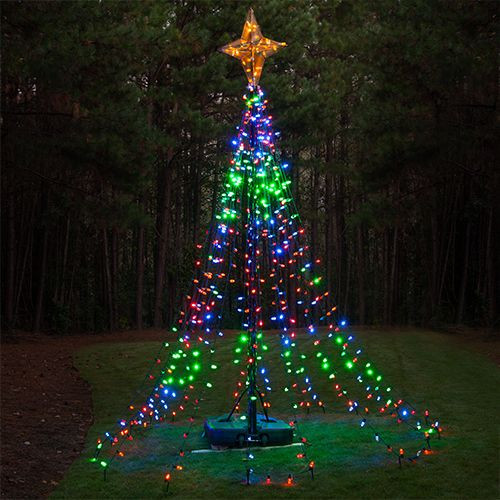 DIY Christmas Light Show  142 best images about Outdoor Christmas Decorations on
