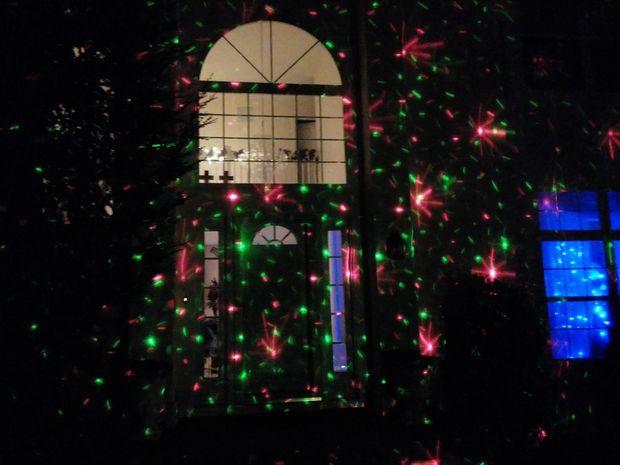 DIY Christmas Light Show  Cheap DIY Christmas Laser Light Show $16 9 Steps with